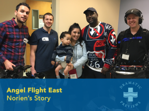 Dramatic Previews - Angel Flight East: Norien's Story